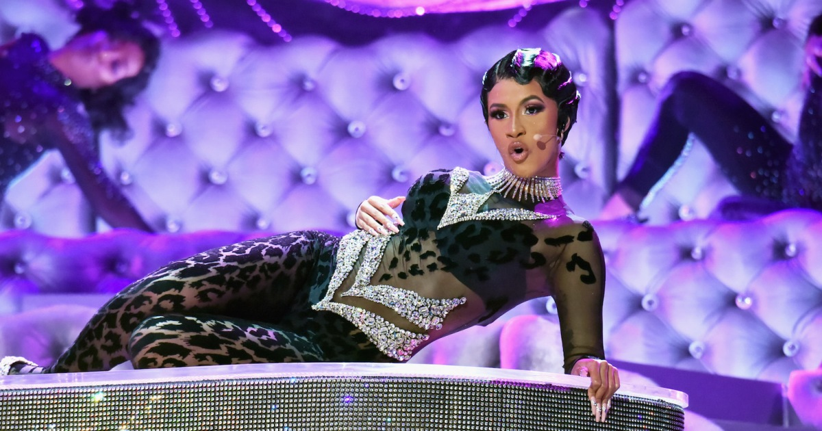 Cardi B Gives A Fan Free Cardi Tickets Forever For: Did Cardi B Lip-Synch At The 2019 Grammys? Fans Accuse Her