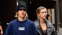Justin Bieber Wishes New Wife Hailey Baldwin Would Take Pressure Off Herself: 'She's Trying to Be This Grown-Up'
