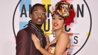 Offset reveals that he and Cardi B don't have a nanny for Kulture and he doesn't want spoiled kids
