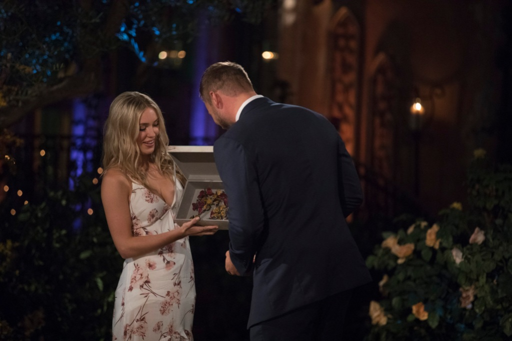 Cassie first impression with Colton Underwood on the bachelor