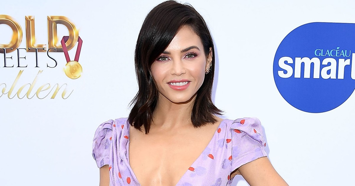 Too Cute: Jenna Dewan Shares Rare Video of Daughter Everly Meeting Her 'Idol' for the First Time
