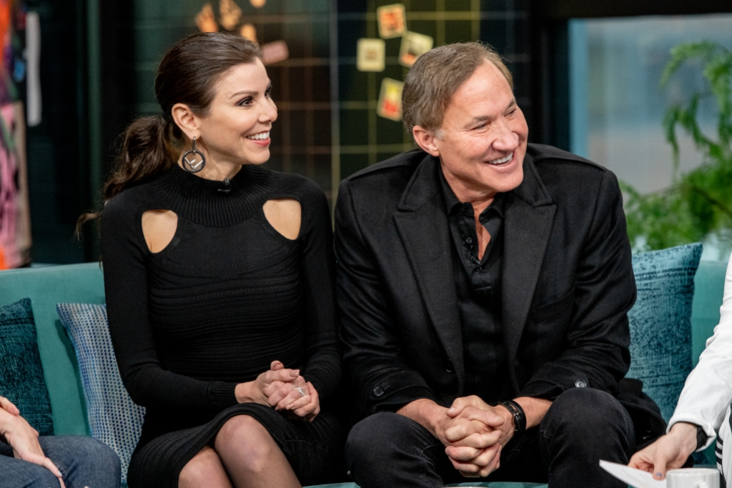 Heather Dubrow and Terry Dubrow diet book