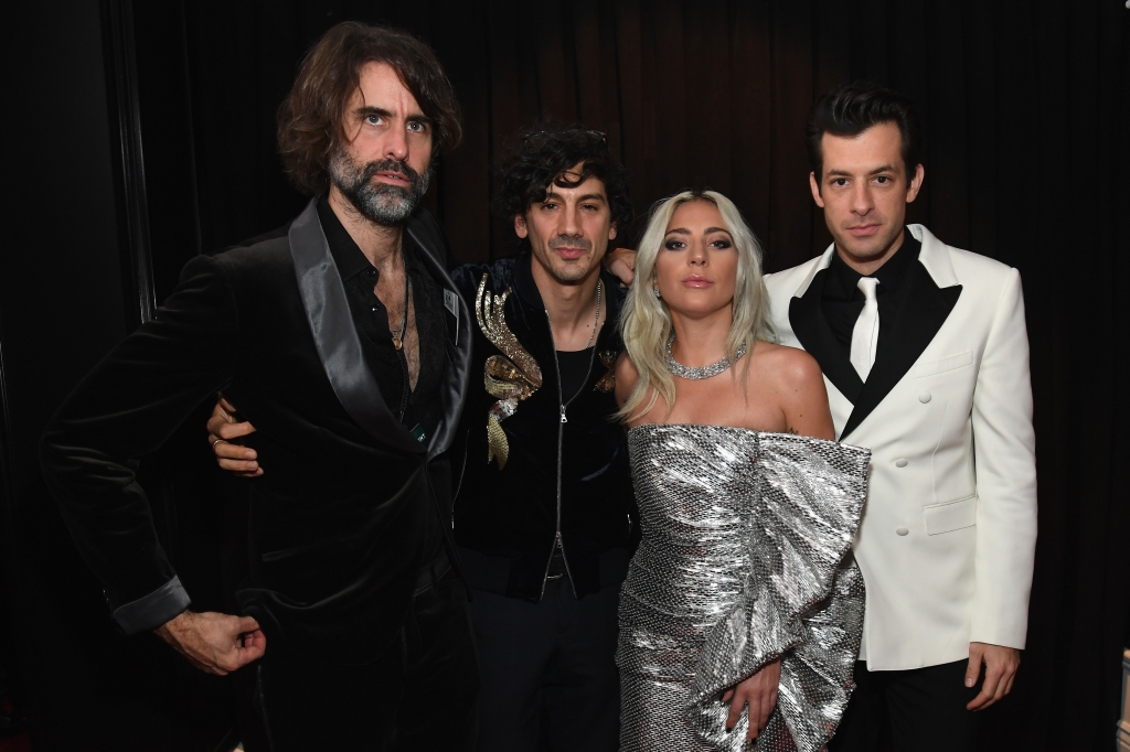 Lady Gaga A Star is Born 61st Annual GRAMMY Awards - Red Carpet