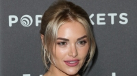 Michelle Randolph at a party