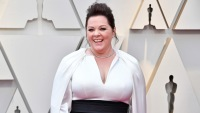 Melissa McCarthy oscars pant suit weight loss