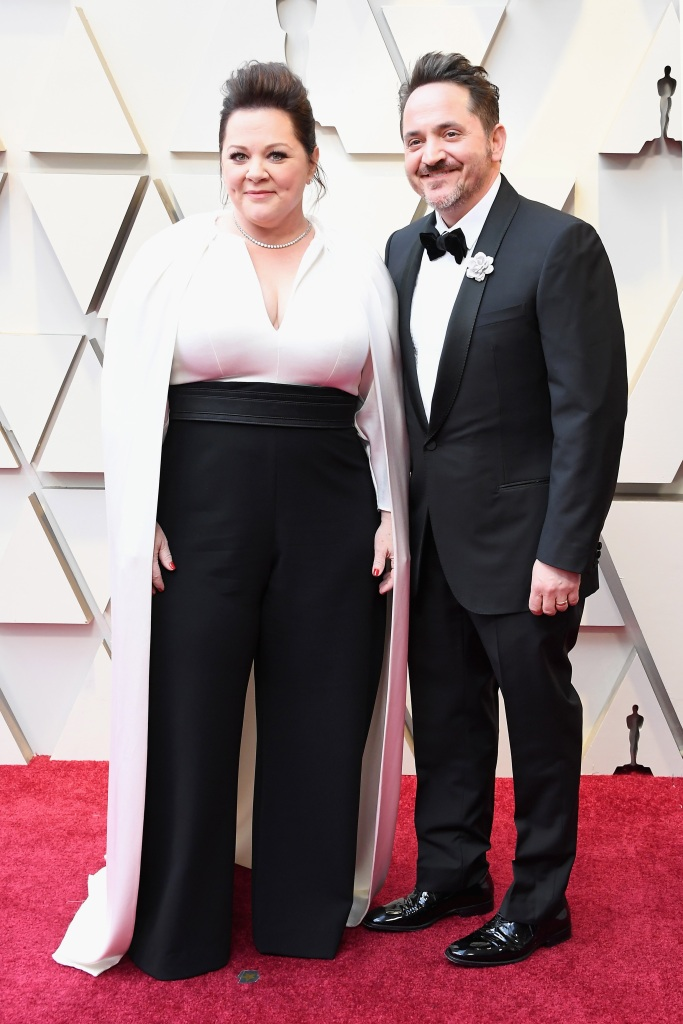 Melissa McCarthy and husband 91st Annual Academy Awards - Arrivals