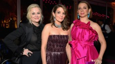 what did celebrities wear to the 2019 vanity fair oscars afterparty