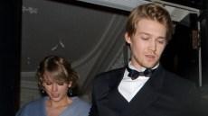 Were Taylor Swift and Joe Alwyn at the Oscars?