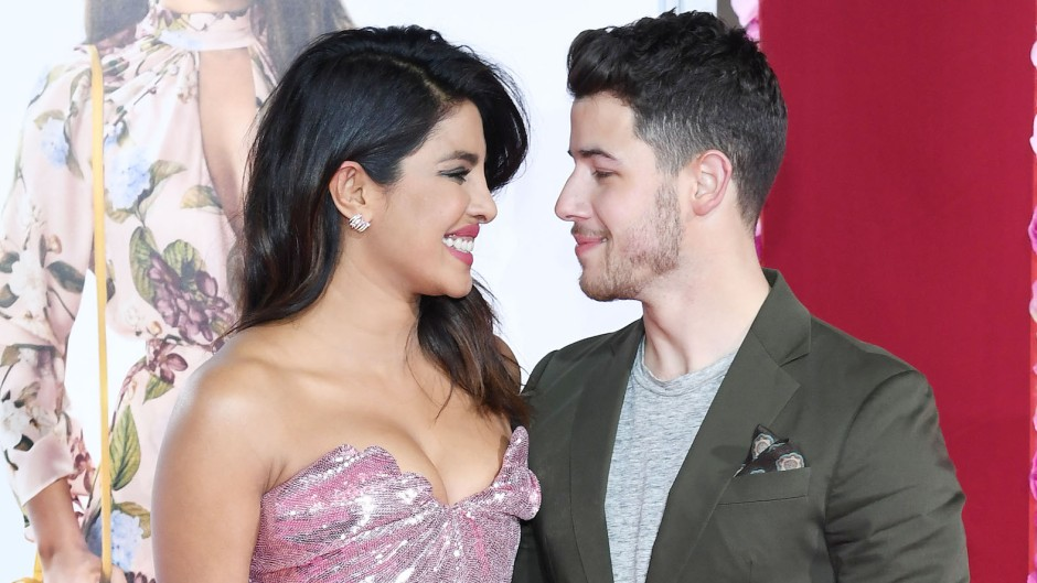 Nick Jonas Gushes About His 'Beautiful and Talented Wife' During 'Isn't It Romantic' Premiere