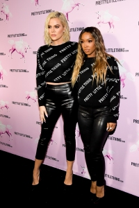 Khloe Kardashian and Malika first appearance after tristan cheating