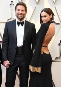 Bradley Cooper Irina Shayk 91st Annual Academy Awards - Arrivals