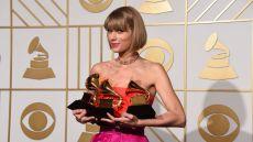 Taylor Swift Grammys 2015