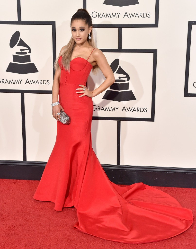 Ariana Grande Grammy awards