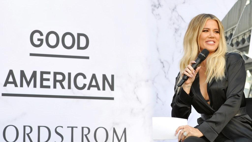 Khloe Kardashian's Good American line deletes Jordyn Woods page from website