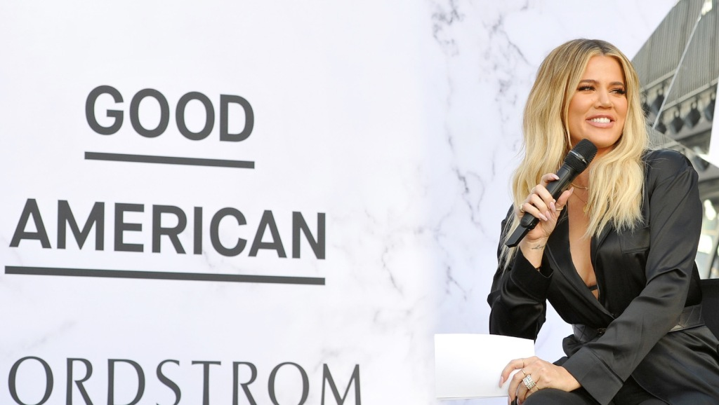 Khloe Kardashian's Good American line deletes Jordyn Woods page from website