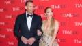 Jennifer Lopez reflects on her first valentine's day with alex rodriguez