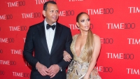 Jennifer Lopez reflects on her first valentine's day with alex rodriguez