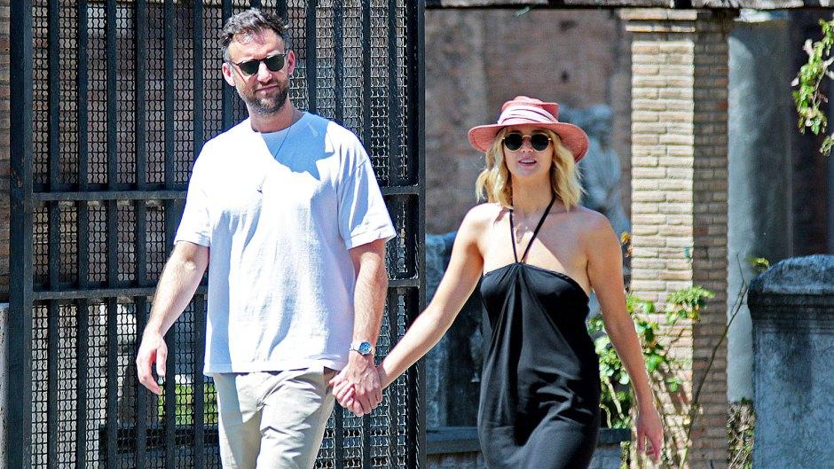 Jennifer Lawrence Cooke Maroney Engaged
