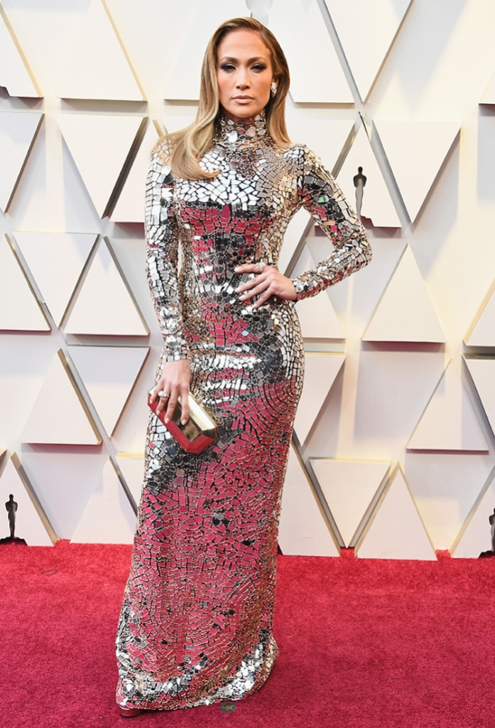 Jennifer Lopez Oscars 2019