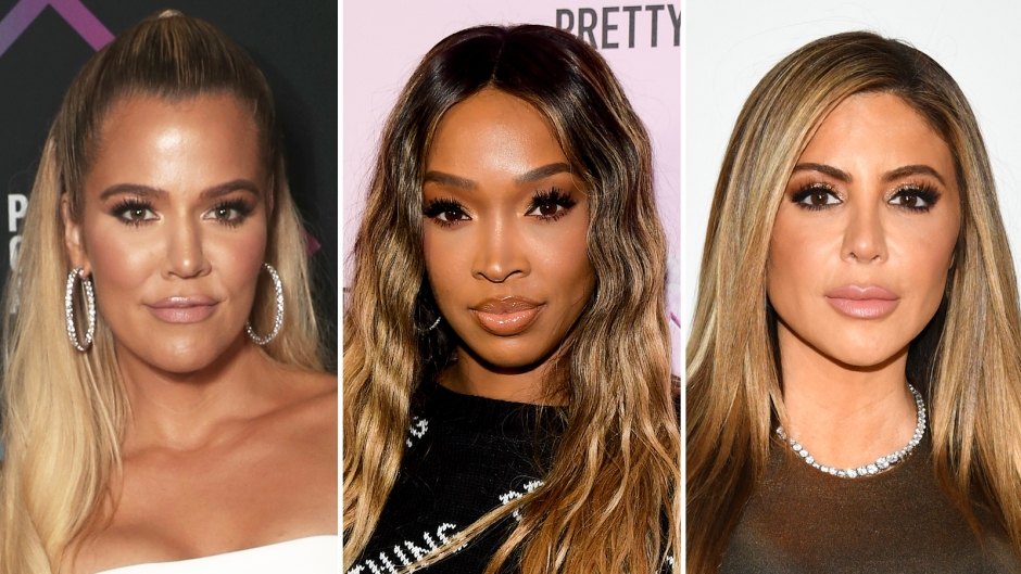 Khloe Kardashian BFFs Malika Haqq and Larsa Pippen Continue to Stand Up for Her Amid Cheating Scandal