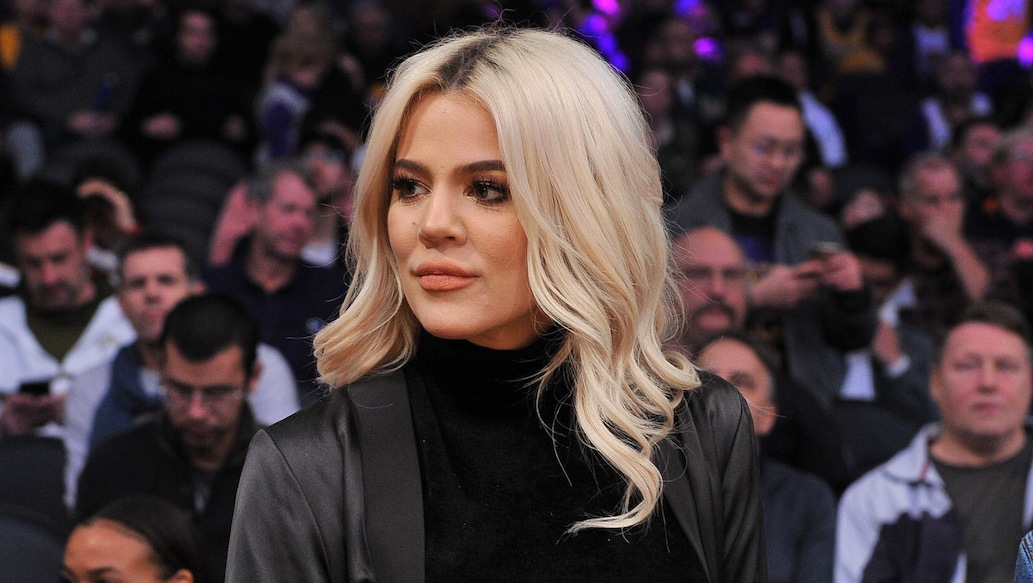 Khloe Kardashian gym therapy