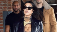 Kourtney Kardashian Mona Lisa Outfit