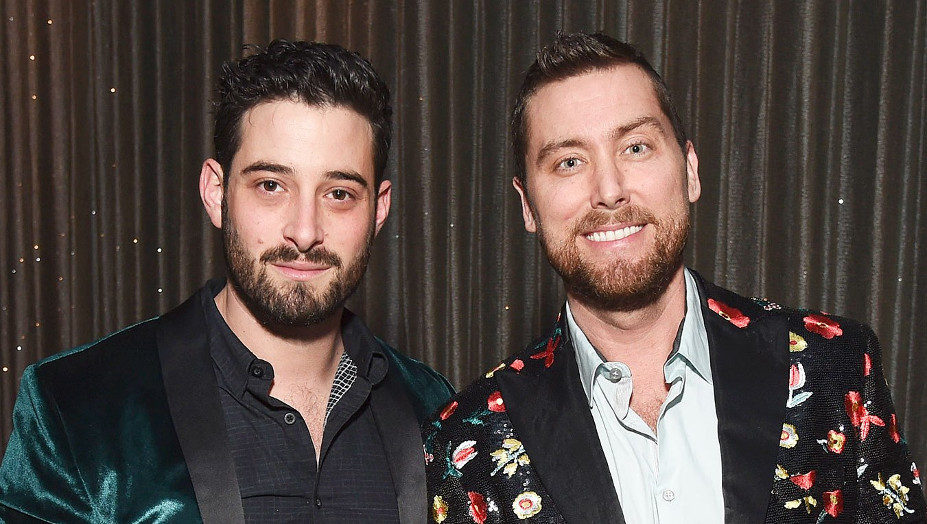 Michael Turchin Lance Bass Valentine's Day