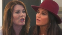 Lisa Vanderpump Kyle Richards RHOBH