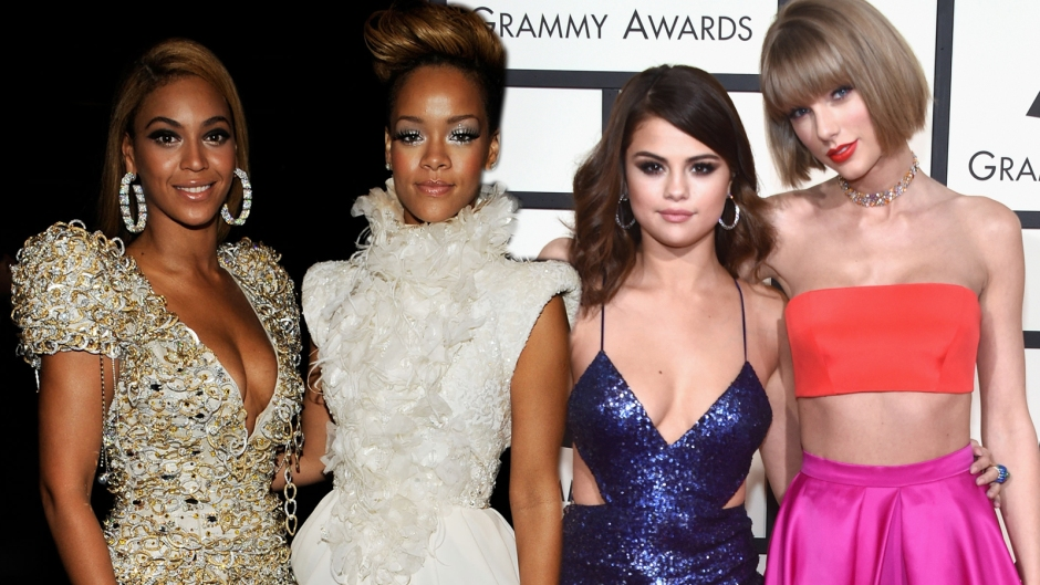 Check Out The Most Iconic Red Carpet Looks in Grammy Award History