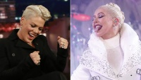 P!nk Shut Down Christina Aguilera's Advances When They Played Spin The Bottle And We're Living For It