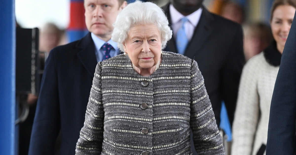 Queen Elizabeth Was Spotted Taking Public Transportation and Now We Love Her Even More