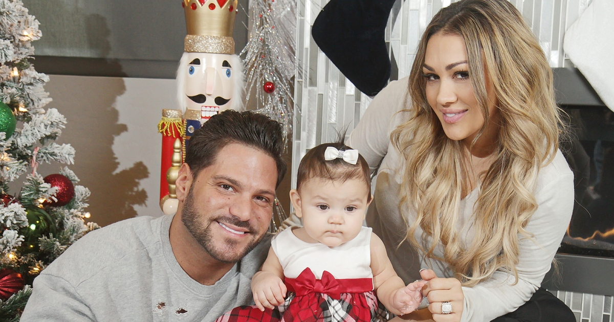 Ronnie Ortiz-Magro Gushes Over How His 'Guardian Angel' Daughter Inspired Him to Enter Rehab