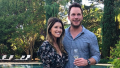 Chris Pratt with Katherine Schwarzenegger