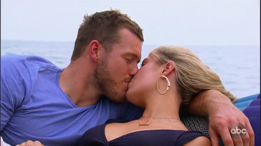 Cassie Colton The Bachelor week 5