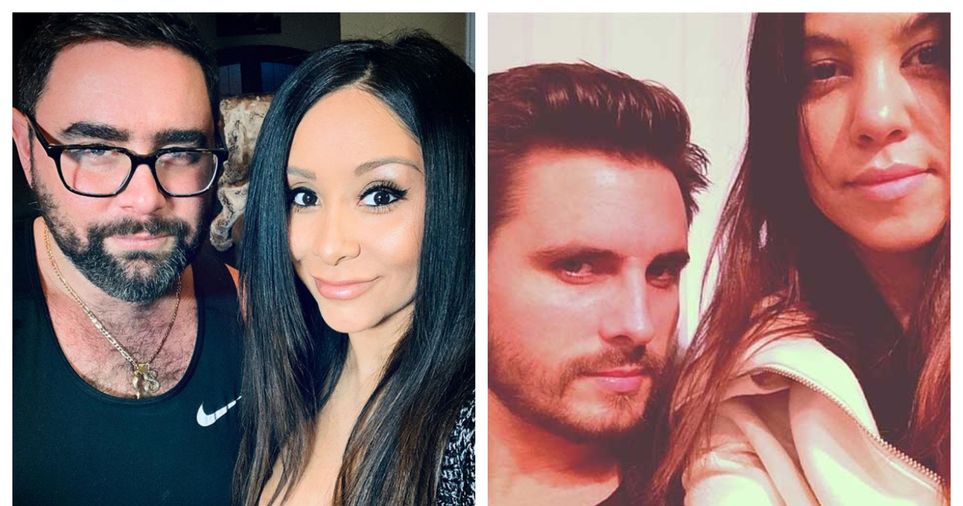 LOL: Snooki Jokes That She and BFF Joey Are the 'Walmart Version' of Scott and Kourtney