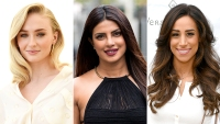 Sophie Turner, Priyanka Chopra, and Danielle Jonas