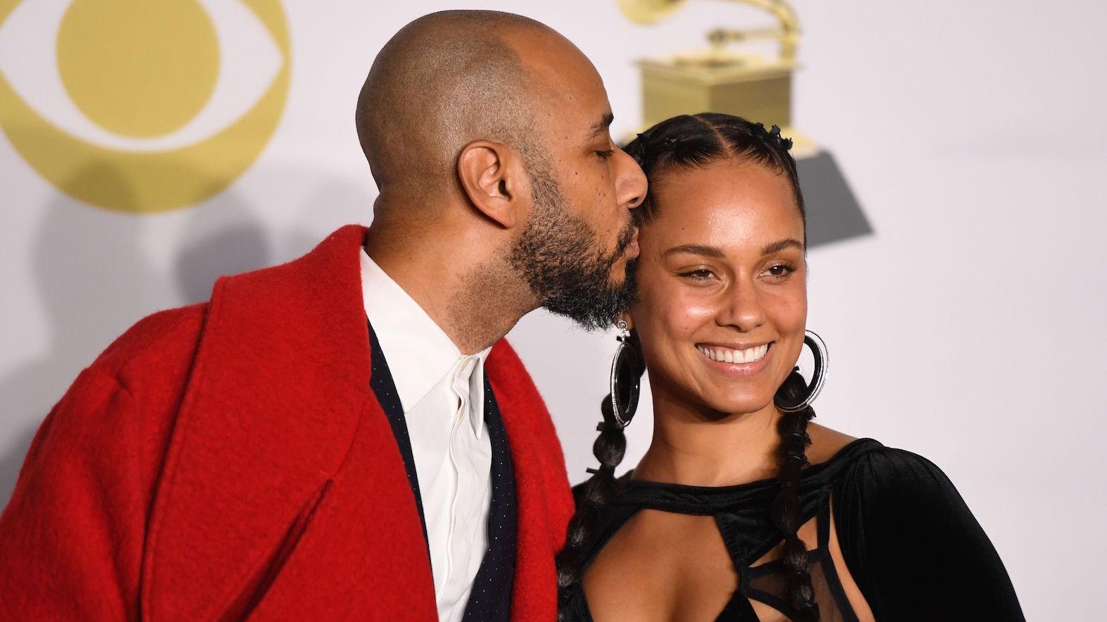 From Teens to Walking Down the Aisle! Meet Alicia Keys' Husband Swizz Beatz
