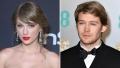 Taylor Swift and Joe Alwyn Pack On PDA in Rare Shots