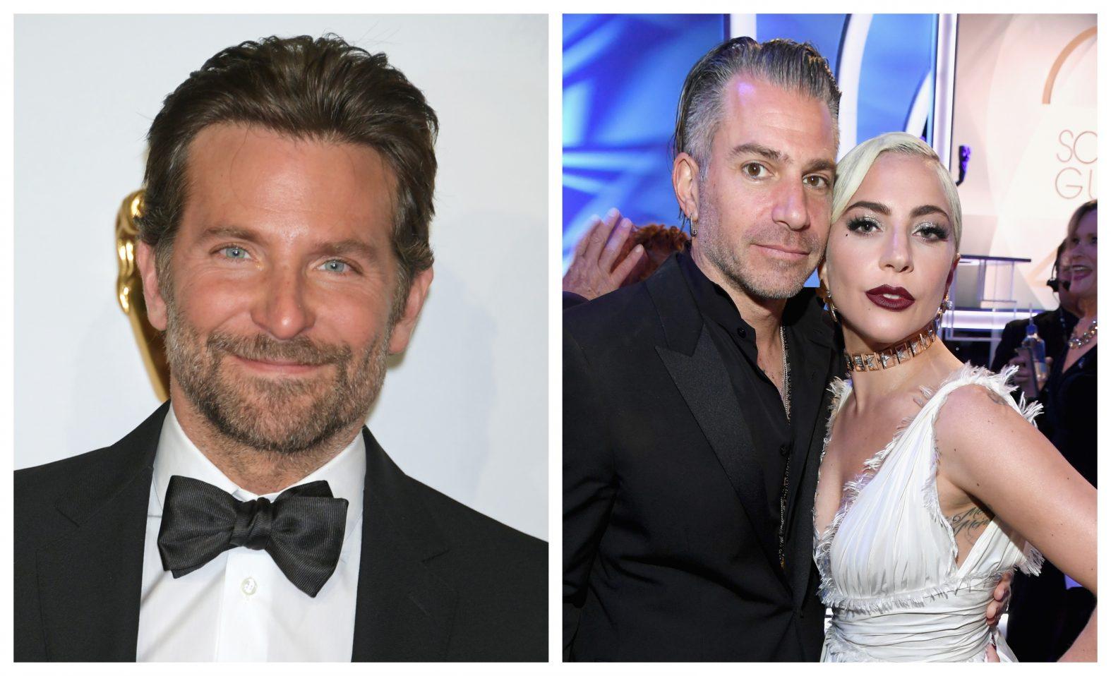 Lady Gaga And Bradley Cooper Run Into Her Ex Fiance Christian Carino