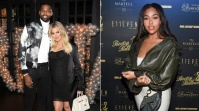 Jordyn Woods said that Khloe Kardashian and Tristan Thompson had 'great chemistry' in September