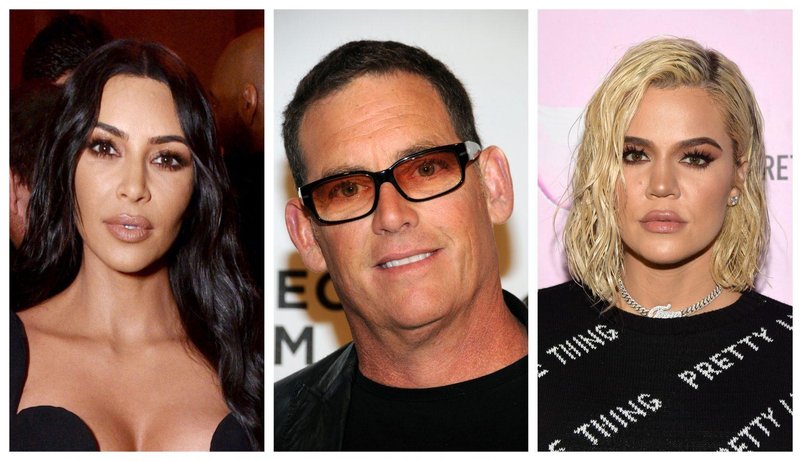 a86414e5eb OMGKhloé and Kim Kardashian Clap Back at  Bachelorette  Creator Mike Fleiss  For Starting Rumors