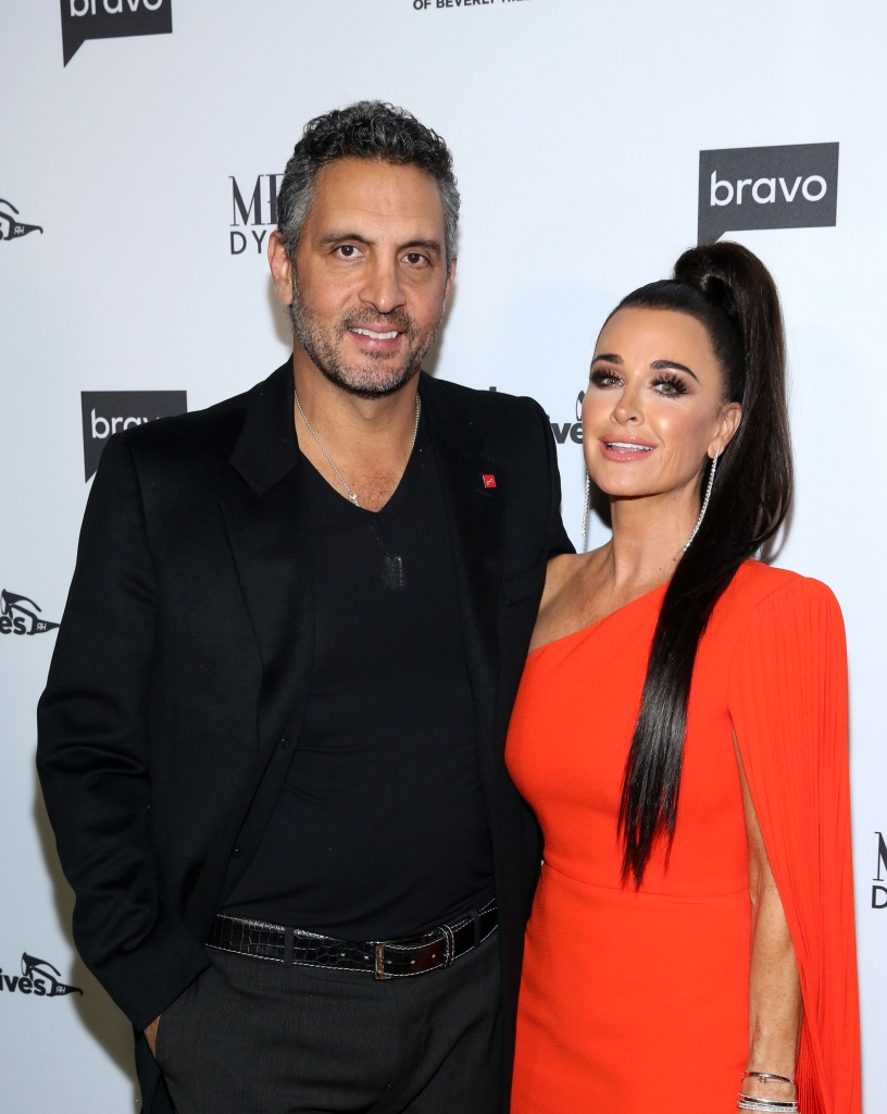 kyle richards real housewives of beverly hills season 9