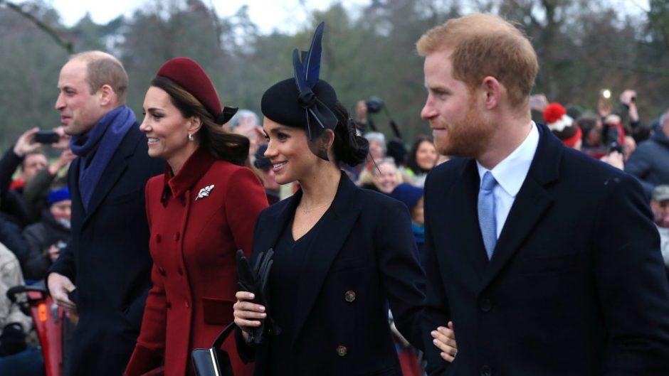 meghan markle prince harry kate middleton prince william split royal courts household