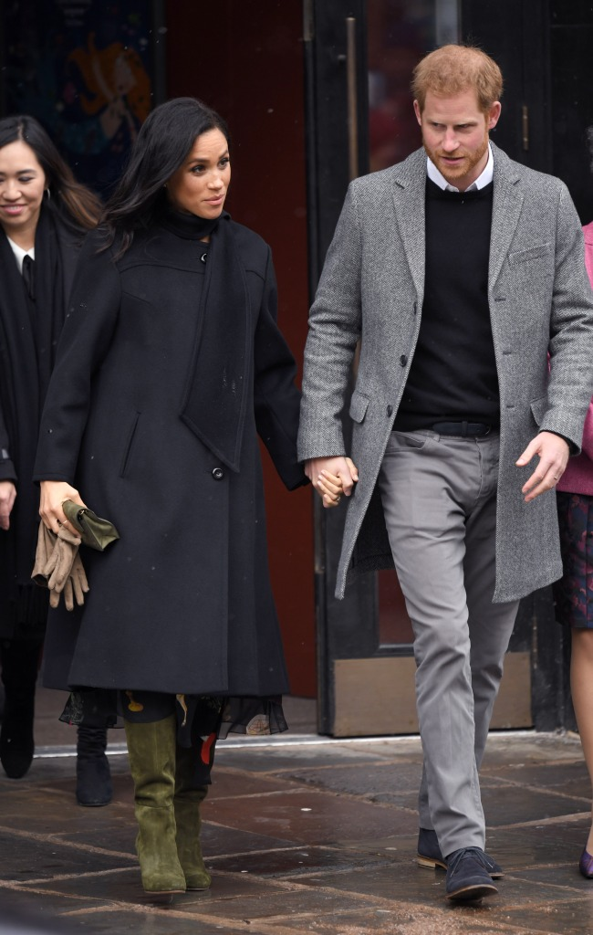 meghan markle prince harry doula