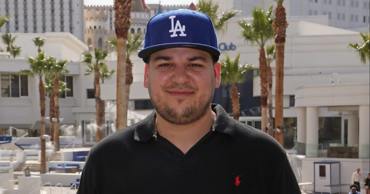 LOL: Rob Kardashian's Daughter Dream Makes the Sassiest Face in Hilarious Rare Pic