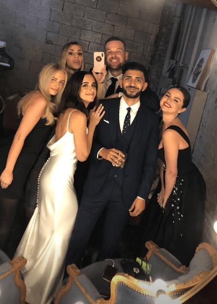 selena-bff-wedding