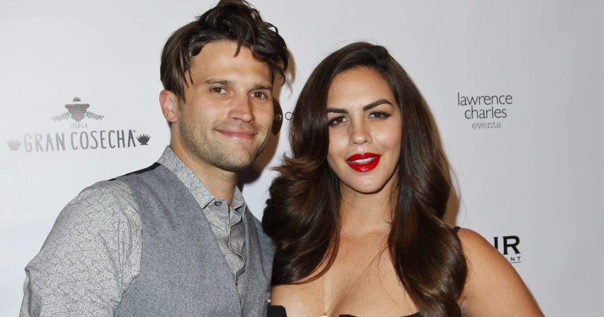 Tom Schwartz And Katie Maloney Are 'Getting A Feel For It
