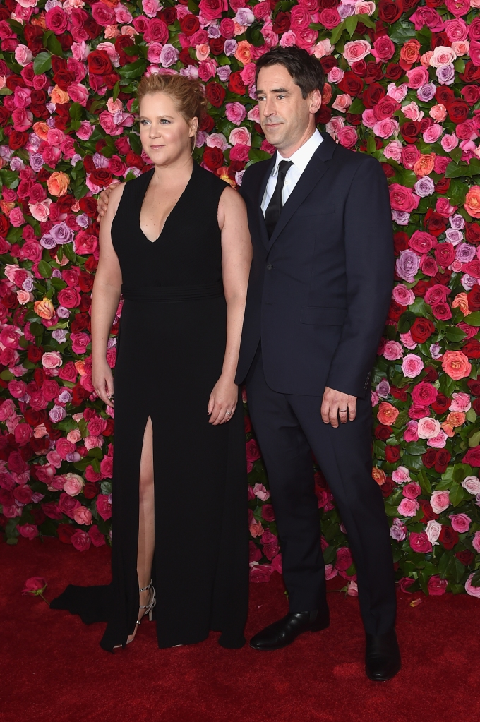 Amy Schumer Reveals Husband Chris Fischer Has 'Autism Spectrum Disorder'