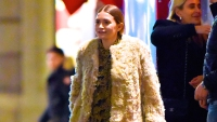 Ashley Olsen is seen out and about in Manhattan on March 2