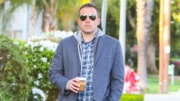 Ben Affleck Spends Quality Time in L.A. With His Mini-Me Samuel
